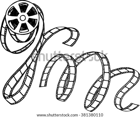 Film Reel Vector Stock Images, Royalty-Free Images ...