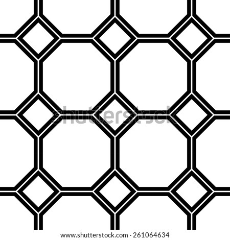 abstract geometric octagon shape - photo #19