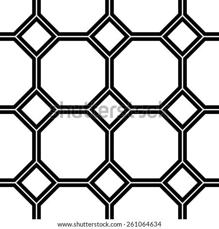 abstract geometric octagon shape - photo #19