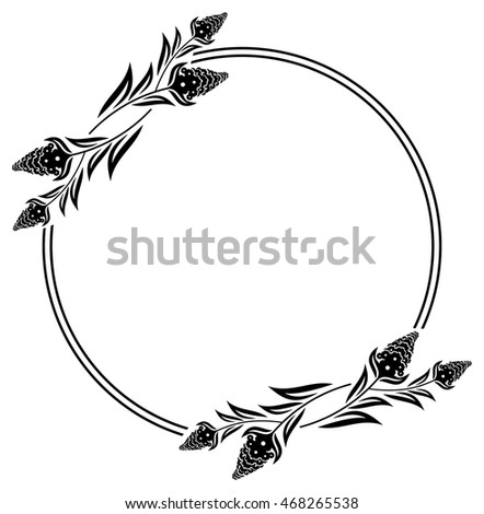 Barbed wire vector frame barbed free engine image for for Vector canape user manual