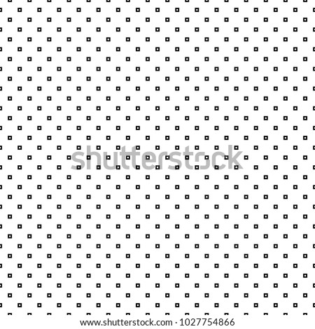 Black And White Seamless Vector Pattern Background Wallpaper Design