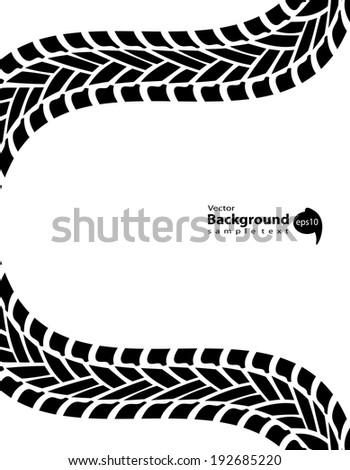 Black and white transportation background, vector illustration, Eps10 - stock vector