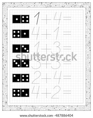 black number paper white banco de imagens fotos e vetores livres de direitos shutterstock. Black Bedroom Furniture Sets. Home Design Ideas