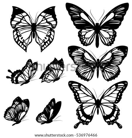 картинки чёрные белые