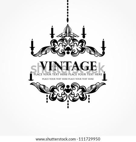 Chandelier Images RoyaltyFree Images Vectors – Chandelier Logo
