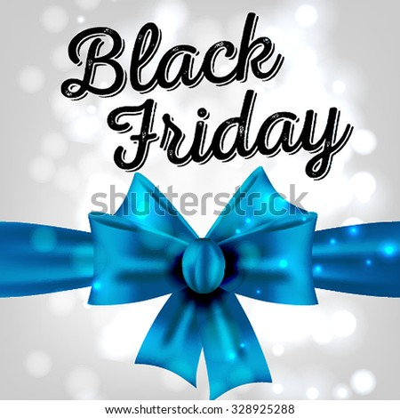 Black Friday Calligraphic Designs. Poster Sale.Typography. Vector illustration  - stock vector
