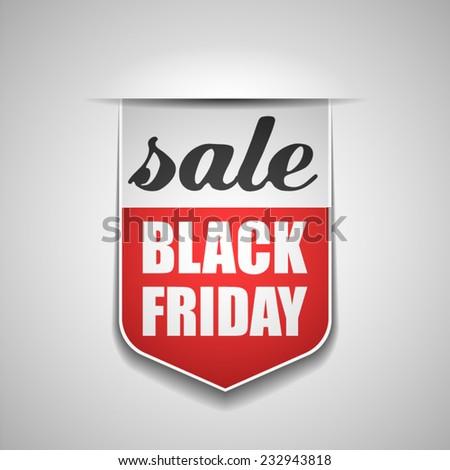 Black Friday Sale - stock vector
