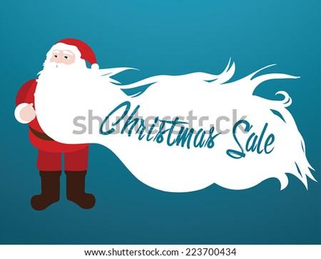 Black friday Sale.Christmas sale. - stock vector