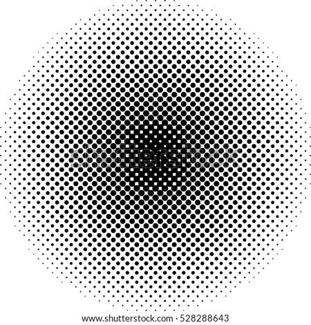 Halftone Dot Pa...