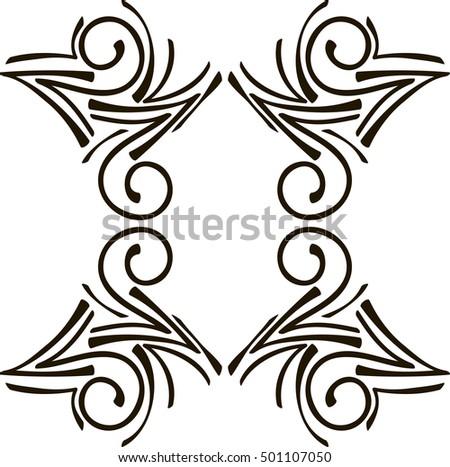black lace pattern vector stock photo photo vector illustration rh shutterstock com vector lace pattern free vector lace pattern photoshop