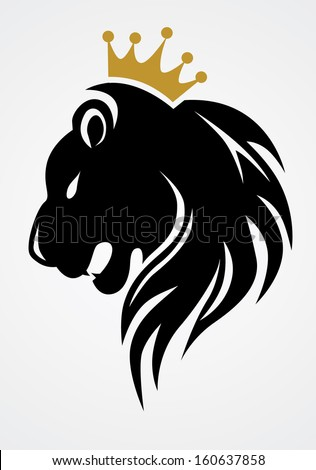 Lion Head Stock Photos, Lion Head Stock Photography, Lion Head