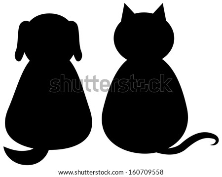 Clip Art Of Dogs Stock Photos Images amp Pictures Shutterstock