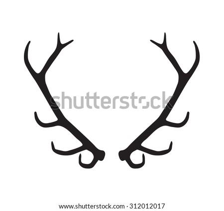 Elk antlers also 98 additionally Antler Clip Art Free Feather Flower Free Deer Antler Silhouette Clip Art besides White Tail Deer 27892382 together with Deerlineart. on deer antler on