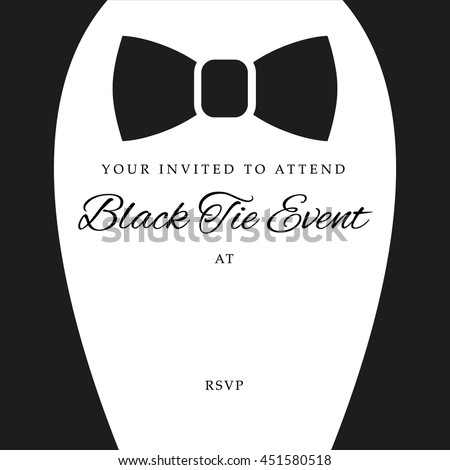 Black Tie Event Stock Images Royalty Free Images Amp Vectors Shutterstock