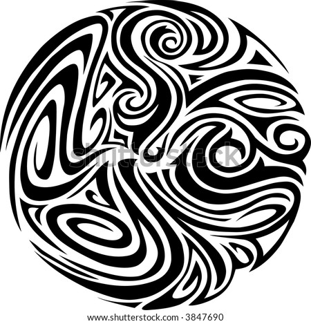 tribal tattoo designs stock images royalty free images vectors shutterstock. Black Bedroom Furniture Sets. Home Design Ideas
