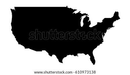 Northeast Region Us Map Stock Vector Shutterstock - Northeast region us map