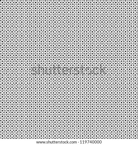 black & white simple web texture, business concept cover design - stock vector