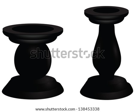 Candle-holder Stock Photos, Royalty-Free Images & Vectors ...