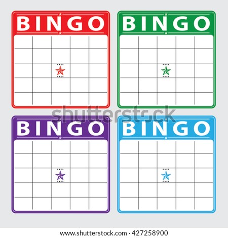 Bingo Cards Stock Images RoyaltyFree Images  Vectors  Shutterstock