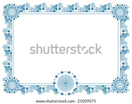 Bond certificate stock photos images pictures shutterstock for Bond certificate template