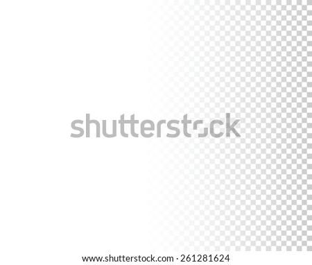 blank designer white layer illustration design background - stock vector