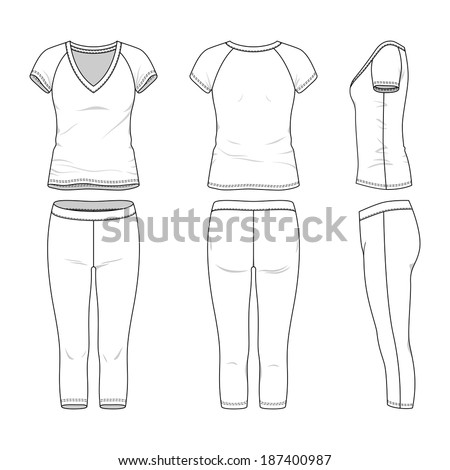 Wearing uniform stock images royalty free images for Uniform spa vector