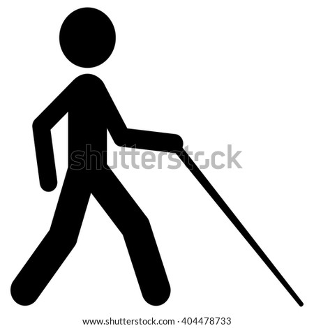 Blind Person Stock Images Royalty Free Images Amp Vectors