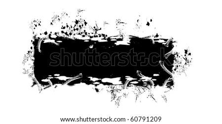 Blood background design - stock vector