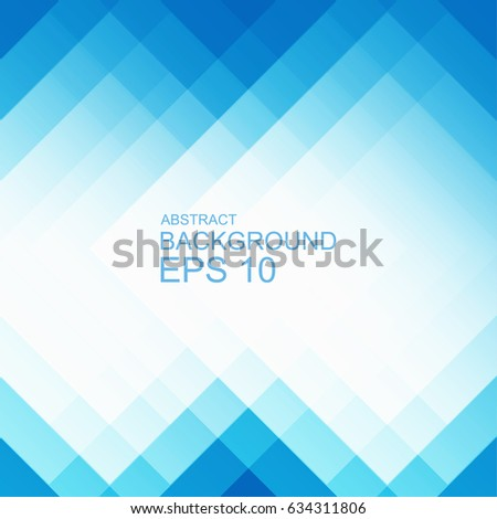 Blue abstract background geometric background style stock vector blue abstract background geometric background style template business design accmission Gallery