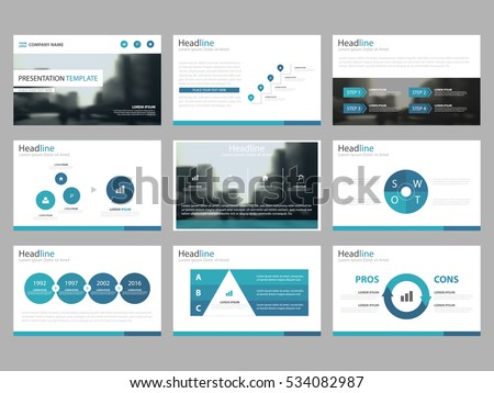 Presentation Template Stock Images, Royalty-Free Images & Vectors ...