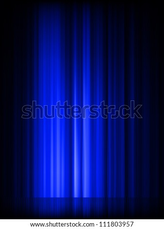 Blue abstract shiny background. EPS 8 vector file included