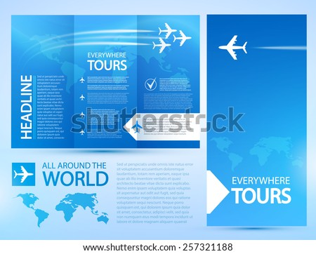 Travel Brochure Stock Images, Royalty-Free Images & Vectors