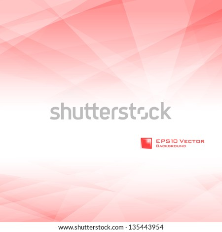 Blue background with copyspace. Lowpoly vector illustration. Used opacity mask of background - stock vector