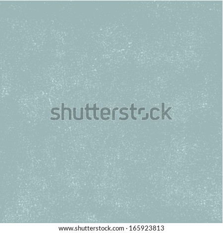Blue background  with grunge dots