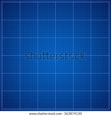 Blue blueprint background texture paper stock vector 363874130 blue blueprint background texture paper malvernweather Image collections