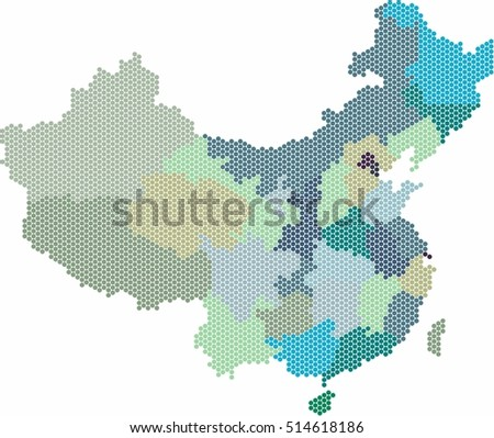 Blue circle shape china taiwan map stock vector 514618186 shutterstock blue circle shape china and taiwan map on white background vector illustration gumiabroncs Image collections