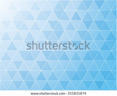 blue  colorful abstract  background - stock vector