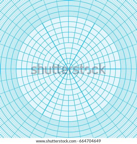 Blue Graph Paper Coordinate Paper Grid Stock Photo (Photo, Vector ...