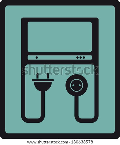 Tv Aerial Plug Stock Images Royalty Free Images Amp Vectors