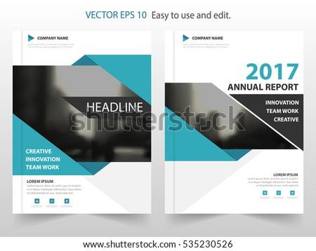 blue label vector annual report leaflet stock vector 535230526 shutterstock. Black Bedroom Furniture Sets. Home Design Ideas