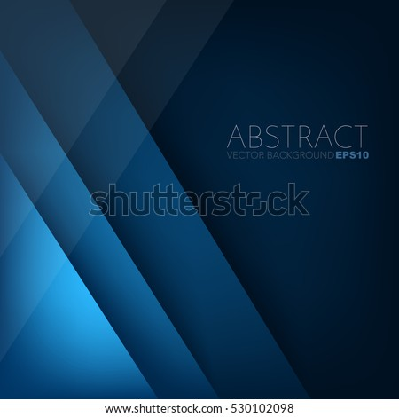 Blue layer background with space for add text , vector
