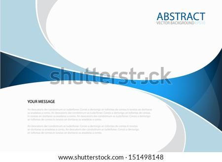 Purple Line Vector Background Curve Gradient Stock Vector ...