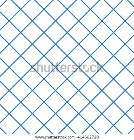 Blue lines on white background