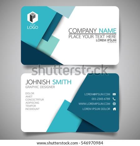 Blue modern creative business card name stock vector royalty free blue modern creative business card name stock vector royalty free 546970984 shutterstock colourmoves