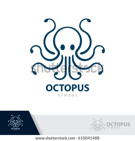 Octopus Stock Images, Royalty-Free Images & Vectors ...  Octopus Symbol