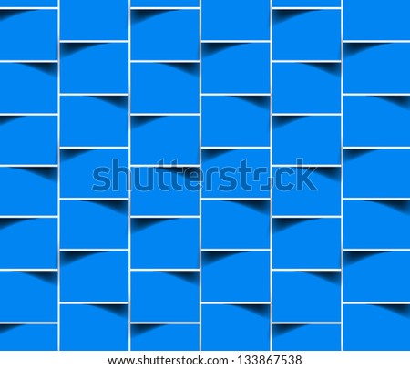 blue Pattern design