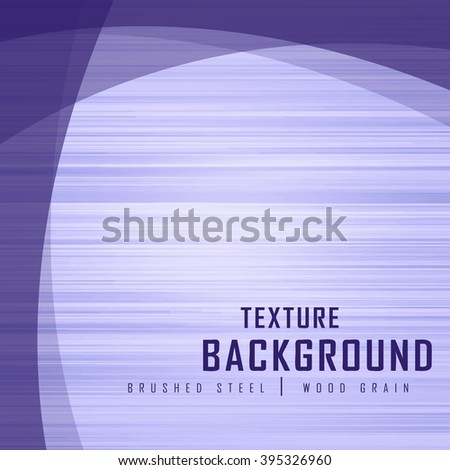 Blue Purple Brushed Metal Wood Grain Texture Background Graphic Design Vector Illustration EPS10
