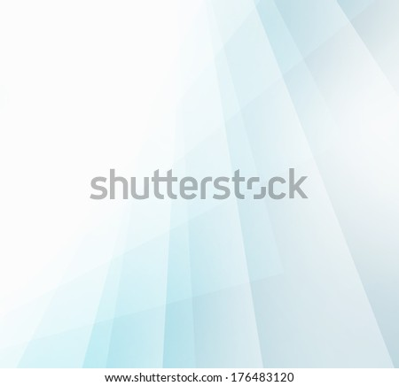 blue sky smooth pastel abstract background vector illustration eps 10 - stock vector