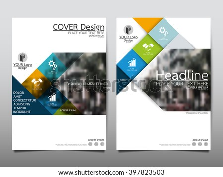 Annual Report Cover Stock Images, Royalty-Free Images & Vectors