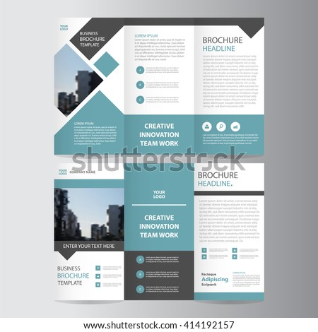Brochure stock images royalty free images vectors for Templates for brochures